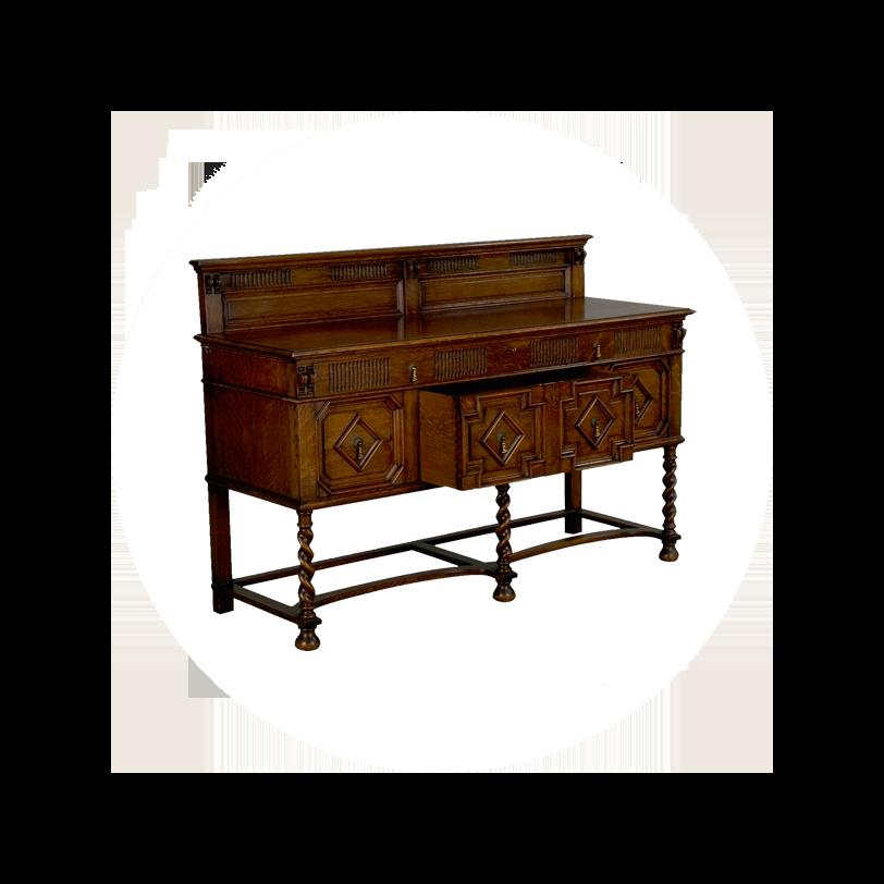 Антикварная, старинная мебель